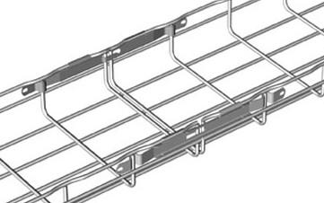 网格型桥架