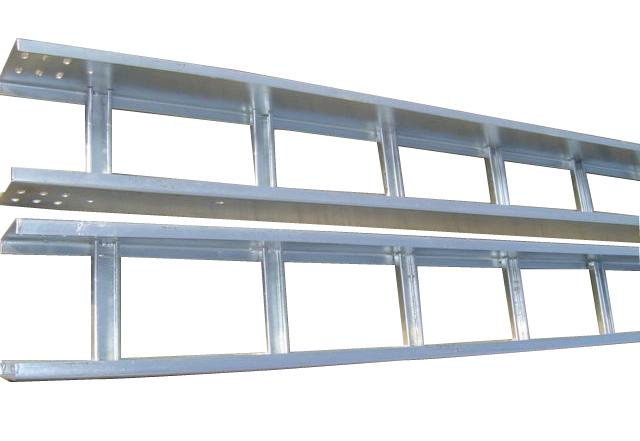 梯级式热镀锌电缆桥架