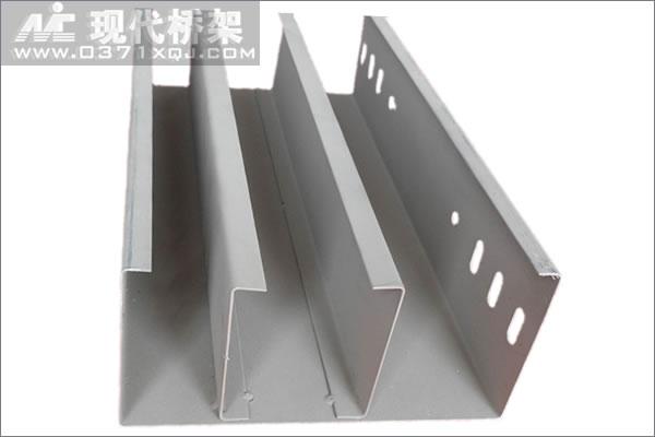 槽式喷塑桥架含隔板